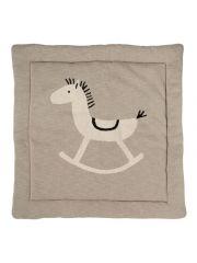 Quax Tricot  Speeltapijt  Zebra