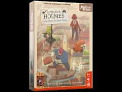 Adventure By Book: Sherlock Jong Talent Van Baker Street