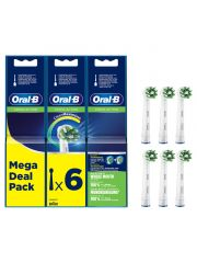 Oral B Power Cross Action Refill 2+2+2St