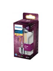 Philips Led Classic 42W R63 Cm E27 Ww Nd Srt4