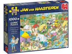 P 2000 St. Jan Van Haasteren Camping In The Forest