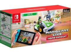Ns Mario Kart Live Home Circuit - Luigi Set