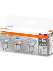 Osram Led Gu10 4.3W 350Lm Box 3St.