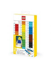 Lego Bouwbaar Liniaal Met Minifiguur