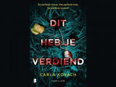 Carla Kovach - Dit Heb Je Verdiend