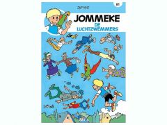 Jommeke - 081  De Luchtzwemmers