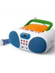 Muse Md 203 Kmc Boombox For Kids Cd Player/Tuner/Micro