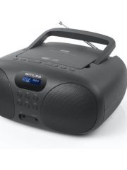 Muse Md 208 Db/Boombox C Player/Dab Tuner/Aux/Black