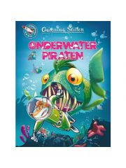 Geronimo Stilton 86 - Onderwaterpiraten