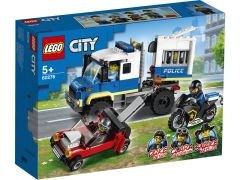 City 60276 Politie Gevangenetransport