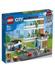 City 60291 Familiehuis