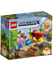 Minecraft 21164 Het Koraalrif