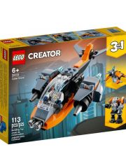 Creator 31111 Cyberdrone