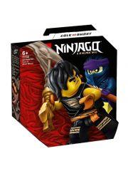 Ninjago 71733 Epische Strijd Set - Cole Tegen Spookstrijder