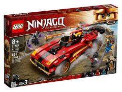 Ninjago 71737 X-1 Ninja Charger