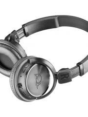 Aql Helios On-Ear Headphone Bluetooth & Mic Zwart