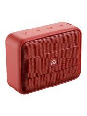 Aql Fizzy2 Mini Luidspreker Bluetooth Rood