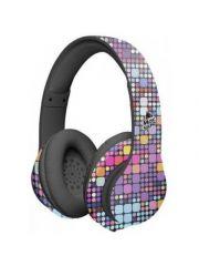 Aql Hoofdtelefoon Bluetooth Over-Ear Met Mic Universeel Multicolor