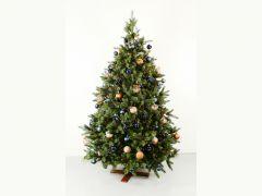 Kerstversieringpakket Voor Boom Winter Lodge B001