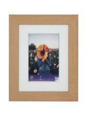 Wpc Frame Dahlia 10X15 Nature