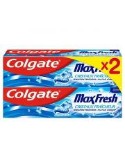 Colgate Max Fresh Cooling Crystals 2X75Ml