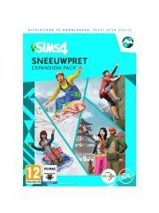 Dvd Sims 4 Sneeuwpret