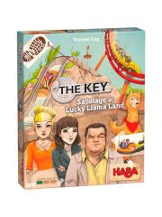 Spel The Key - Sabotage In Lucky Lama Land
