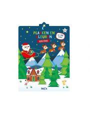 Plakken En Kleuren - Kerstmis