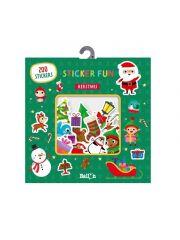 Sticker Fun - Kerstmis