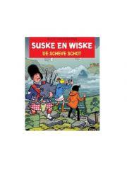 Suske En Wiske - 355 De Scheve Schot