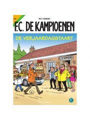 F.C. De Kampioenen - 110 De Verjaardagstaart