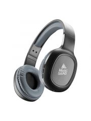 Aql Cuffia On-Ear Headphone Bluetooth Universeel Zwart