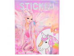 Fantasy Model Sticker Your Picture