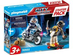 Playmobil 70502 Starterpack Politie Uitbreidingsset