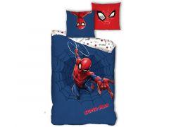 Spiderman Dekbedovertrek Microfiber 140X200Cm + 63X63Cm