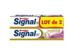 Signal Tandpasta Integal 8 Resisit 2X75Ml