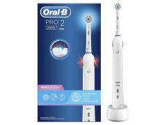Oral B Tandenborstel Pro 2 Sensitive  White 1St