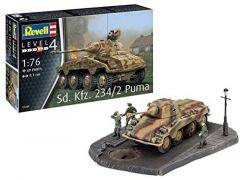 Revell 03288 Sd. Kfz. 234/2 Puma