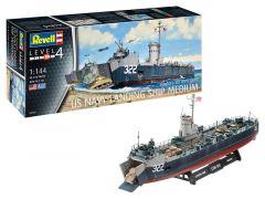 Revell 05169 Us Navy Landing Ship Medium