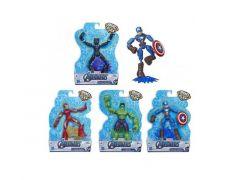 Marvel Avengers Bend N Flex 15Cm Figuur Assortiment Prijs Per Stuk
