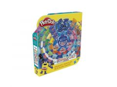Play-Doh Vier Feest 65 Pack