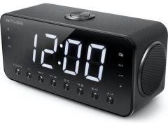 Muse M 192 Cr Clock Radio Groot Display Met Dubbel Alarm En Usb