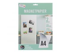 Photopaper Magnetic A4 2 Bladen
