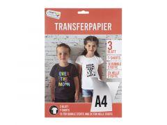 Transfer Paper A4 3 Bladen