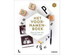 Het Voornamenboek - Mama Baas