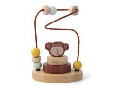 Trixie Houten Kralenframe  Mr. Monkey