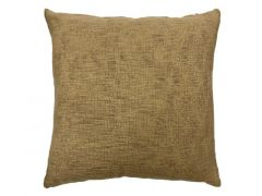 Kussen (Gevuld) Cotton Slub 45X45Cm, Sand