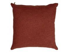 Kussen (Gevuld) Cotton Slub 60X60Cm, Rust