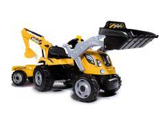 Smoby 710301 Builder Max Met Trailer