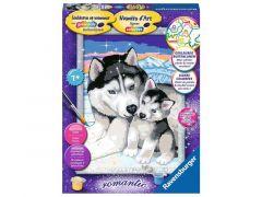 S Romantic Huskies